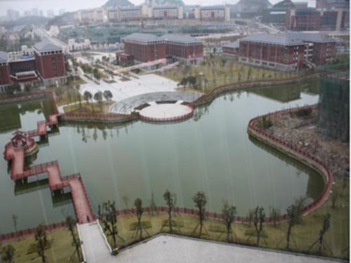 贵州省第一例中水回用项目