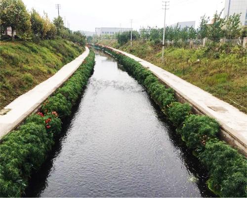 贵州首例河道生态治理工程