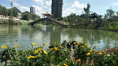 织金县水环境综合整治项目