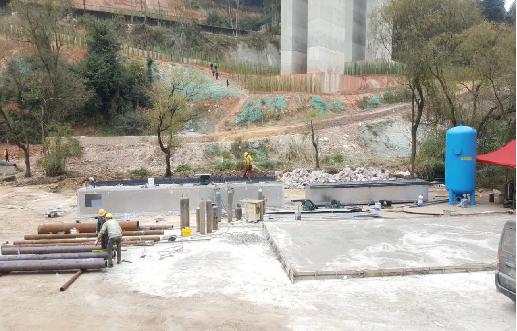 黔灵湖水生态治理项目